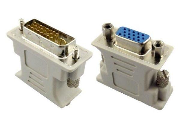 Adaptor DVI σε VGA