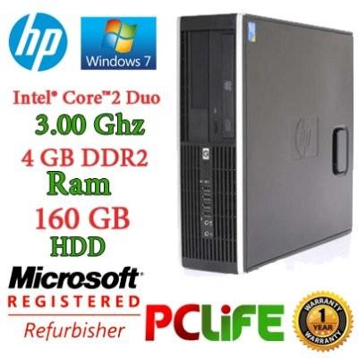 HP DC7900 Core 2 Duo SFF