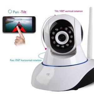 Ασύρματη IP HD Camera