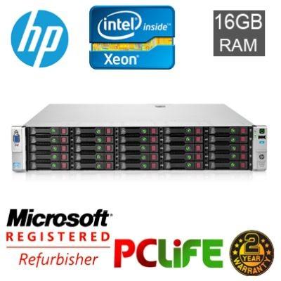 HP server DL380E GEN8